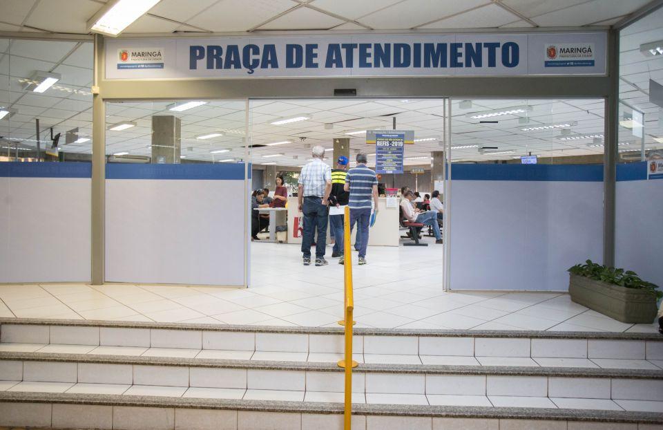 ′′Mesmo com a diminuição de protocolos presenciais, a Prefeitura de Maringá manteve a arrecadação das guias de ITBI.