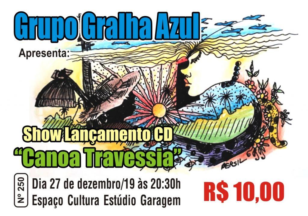 O último álbum com participação do músico Paulo César de Oliveira, comemora os 42 anos do grupo e será lançado nesta sexta-feira (27), no Estúdio Garagem