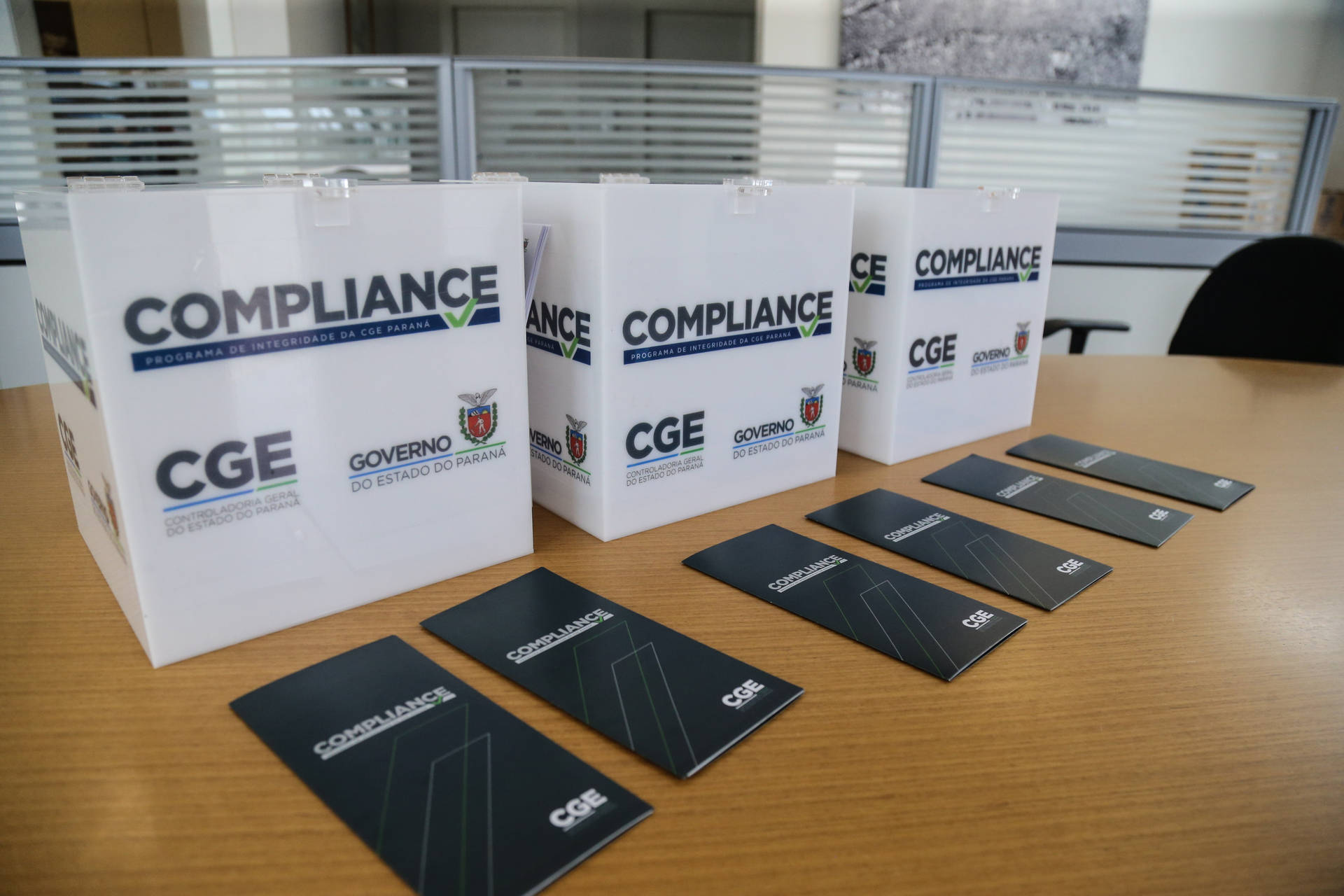 Estruturação da Controladoria-Geral possibilitou implantação do Programa de Integridade e Compliance e o resgate de recursos desviados por corrupção.