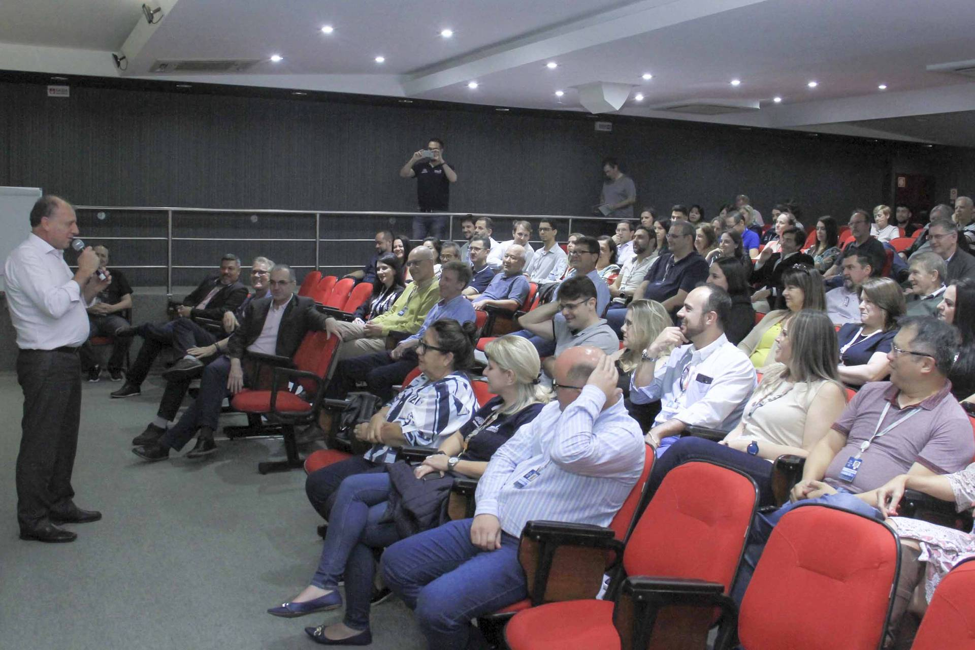 A avaliação dos trabalhos em 2019, com destaque para os principais avanços, foi foco do seminário promovido pelo Paranacidade.