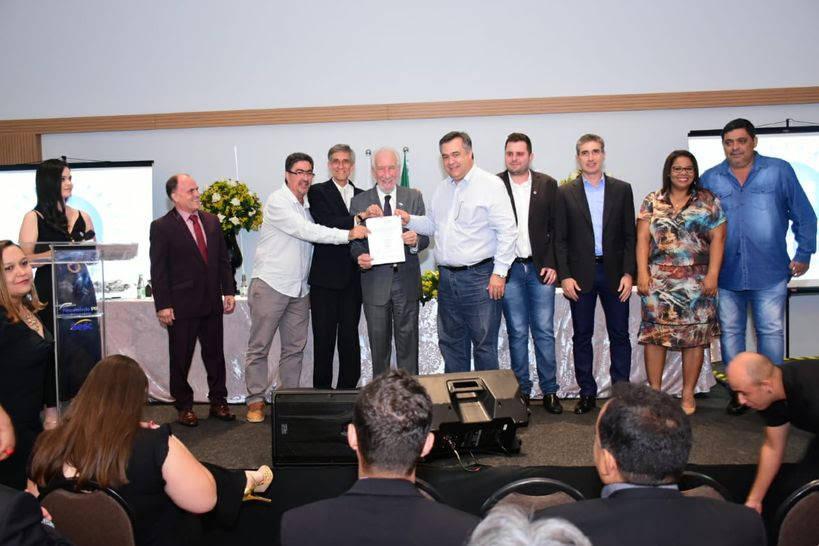 Investimento na nova estrutura da Santa Casa do município vai reforçar o atendimento de média e alta complexidade na região.