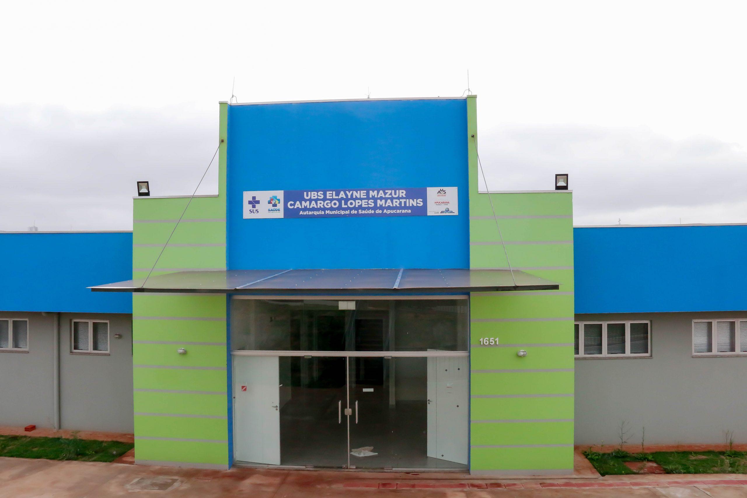 Sede própria da unidade de saúde possui 302 m² de área edificada, num investimento de R$ 586.532,12