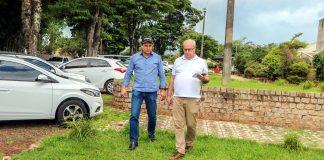 Com o alargamento da Travessa João Reis de Andrade, que vai passar a ter 12 metros de largura, será possível dobrar o número de vagas