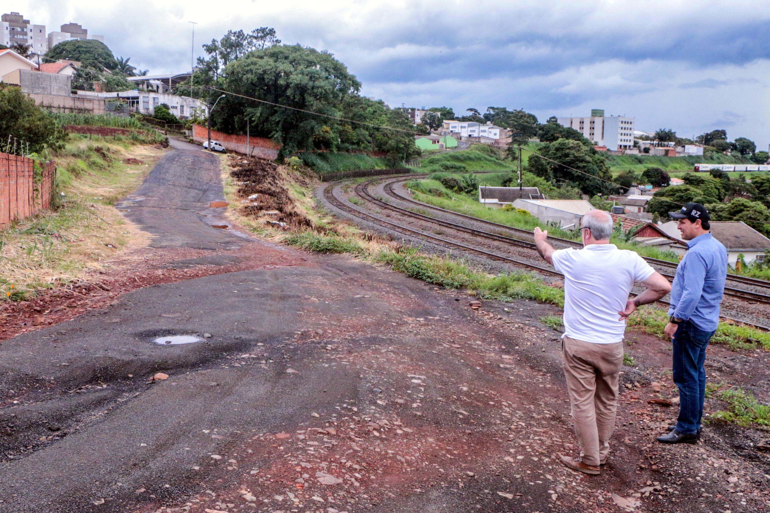 O anuncio da obra foi feito nesta quinta-feira (02/01) pelo prefeito Júnior da Femac, em vistoria ao local