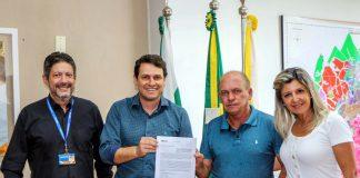 O investimento será possível graças a uma emenda parlamentar de autoria do ex-deputado federal Luiz Carlos Hauly (PSDB-PR), intermediada pelo líder comunitário Gabriel Caldeira