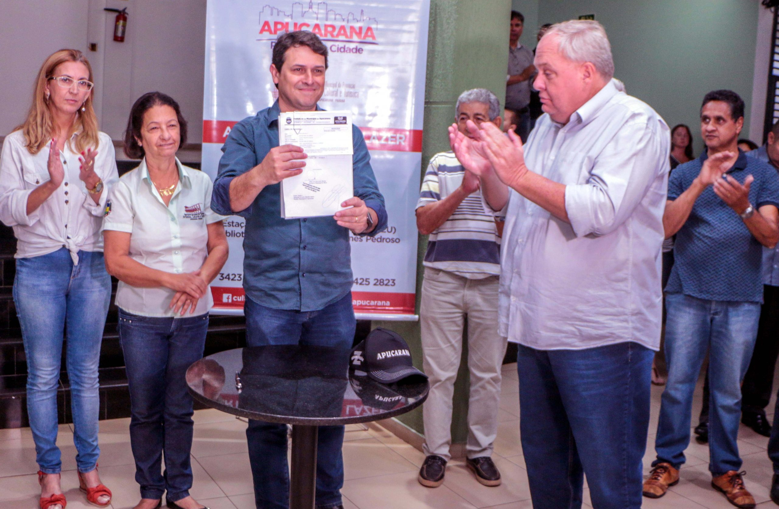 Investimento, com recursos próprios do município, é de R$ 870 mil