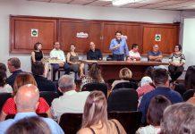 Solenidade também foi marcada pela formatura da 1ª turma de Residência em Medicina de Família e Comunidade