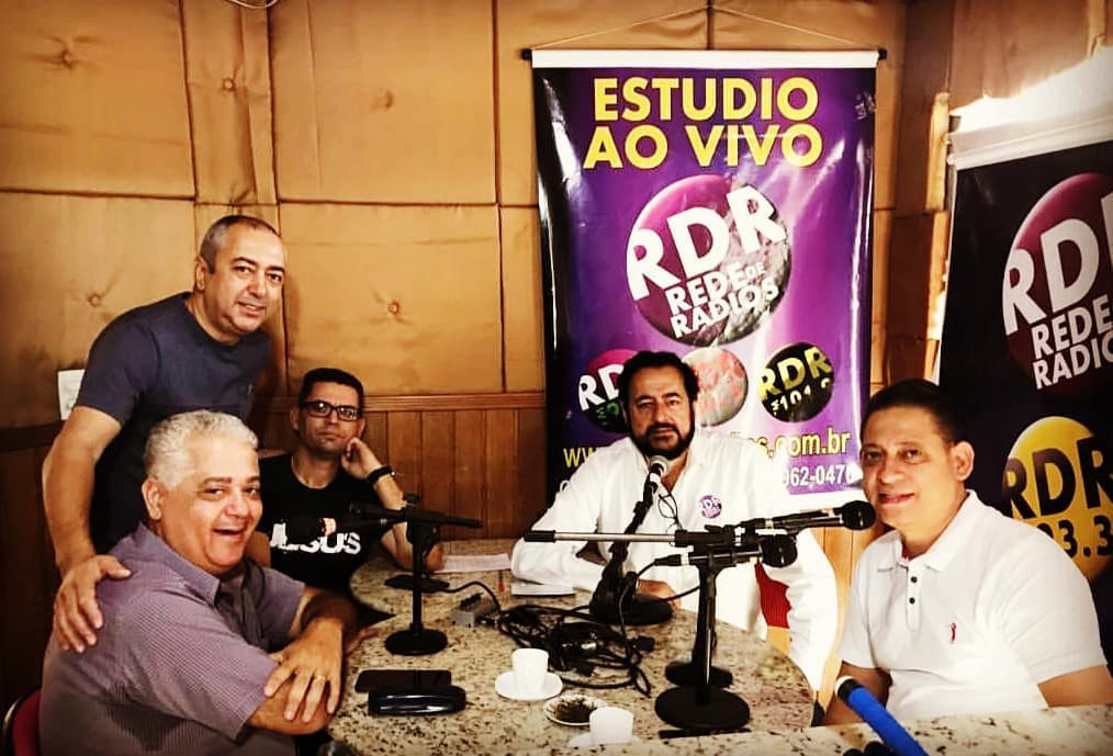 Rede de Rádios - Paranavaí