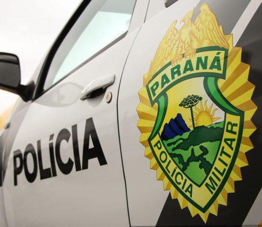 Em patrulhamento pela Vila Operária, em Paranavaí, a Polícia Militar localizou e desmantelou um ponto de venda de drogas.