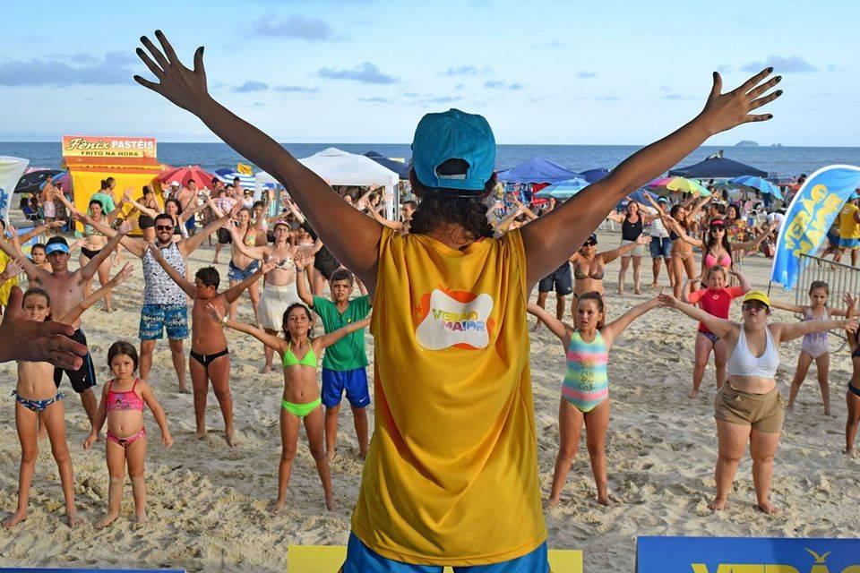 Partida que acontece no posto de Caiobá, com início às 11 horas, é o destaque do esporte nas praias neste fim de semana.