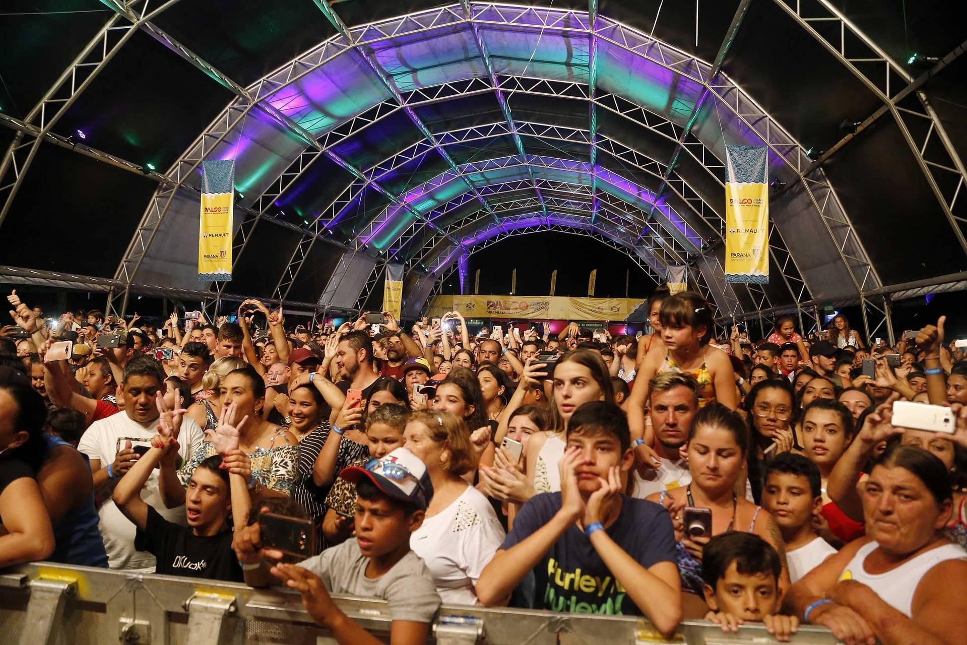 Os eventos são gratuitos e fazem parte da programação cultural promovida pelo Governo do Estado em parceria com a Renault do Brasil.