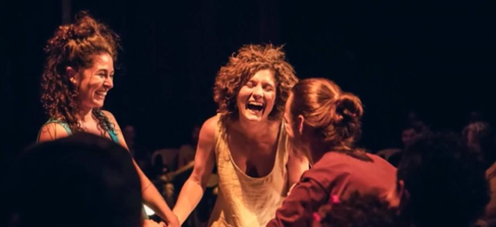 Maria Glória e Ana Clara além de irmãs, eram parceiras de vida, do palco, da arte - Foto: Reprodução/RPC