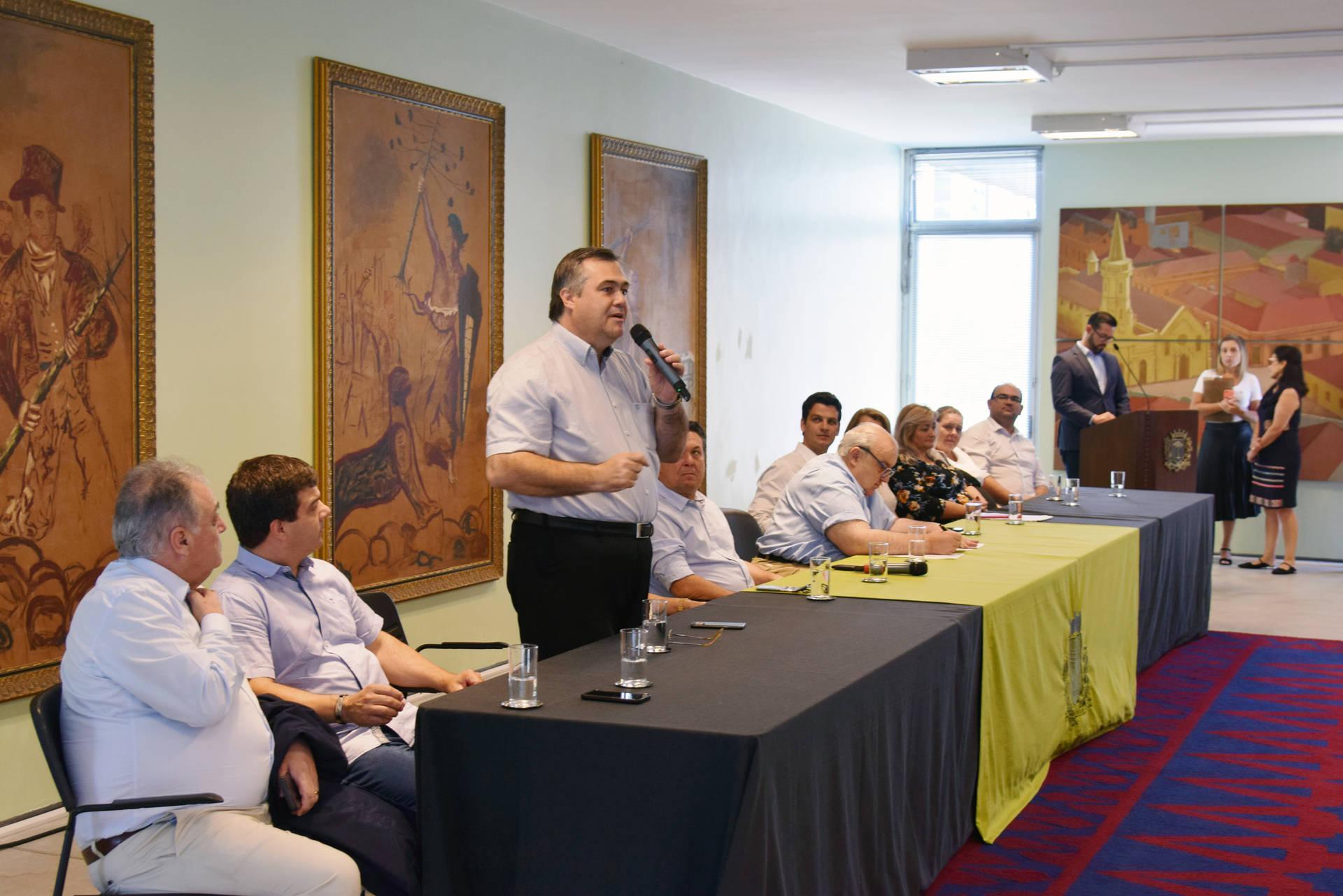 Ação será liderada pelo Consórcio Intermunicipal para Gestão dos Resíduos Sólidos Urbanos (Conresol)