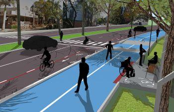 O início das obras de reforma e implantação de piso emborrachado no entorno do Parque do Ingá cria expectativas em torno de um projeto moderno e inovador, que proporcionará um circuito mais seguro para a prática de corridas e caminhadas.