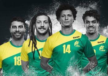Maringá recebe Seleção Brasileira de Handebol masculino