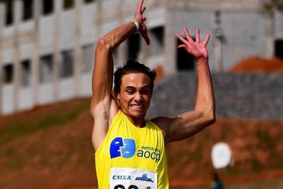 Neste sábado (1º), Wesley Bevilaqua participou de uma competição em Maringá. Ele ganhou a prova e conquistou seu melhor resultado pessoal.