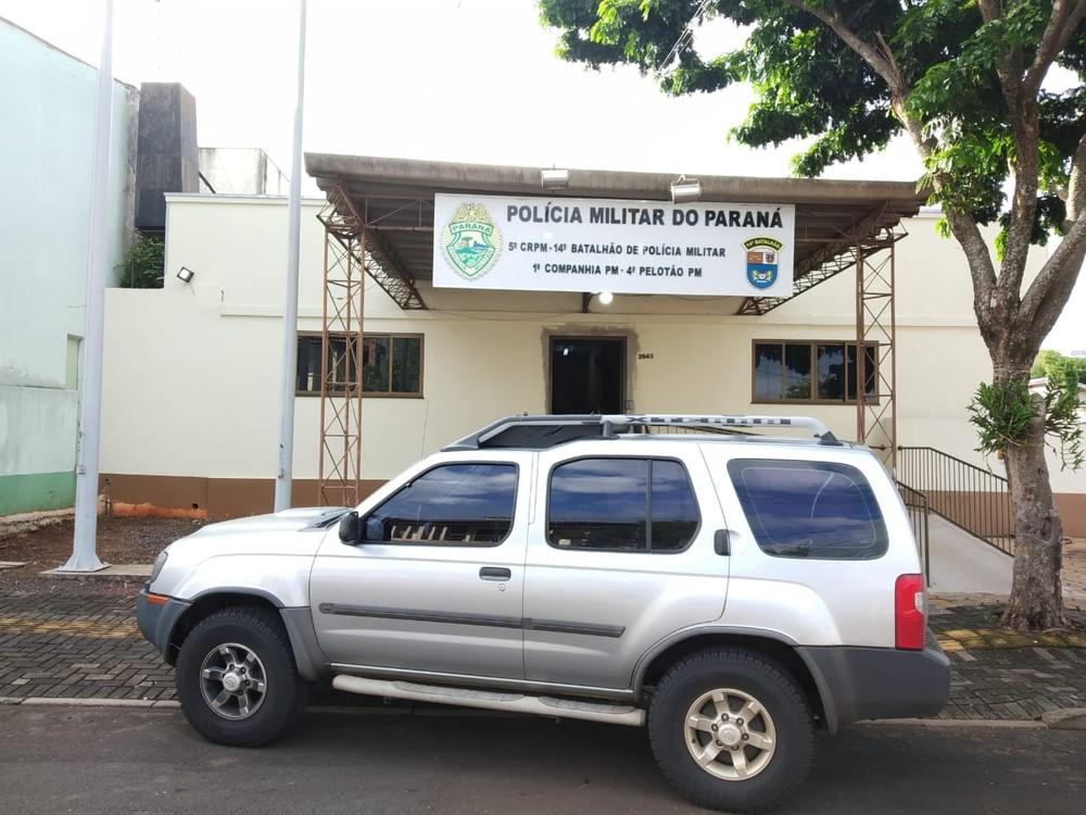 Em dezembro de 2019, o Gaeco cumpriu mandados de prisão e de busca e apreensão na região oeste contra PMs suspeitos de cobrar dinheiro para liberar 'muambeiros' - Foto: Ronaldo Ragadali/RPC
