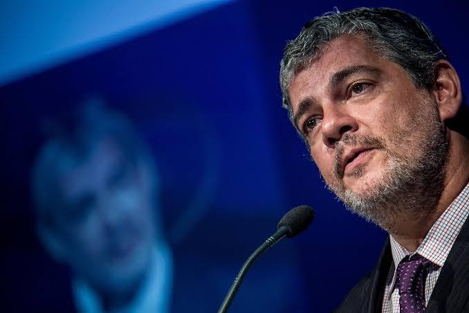 O secretário deu as declarações à imprensa durante evento com empresários no Rio de Janeiro