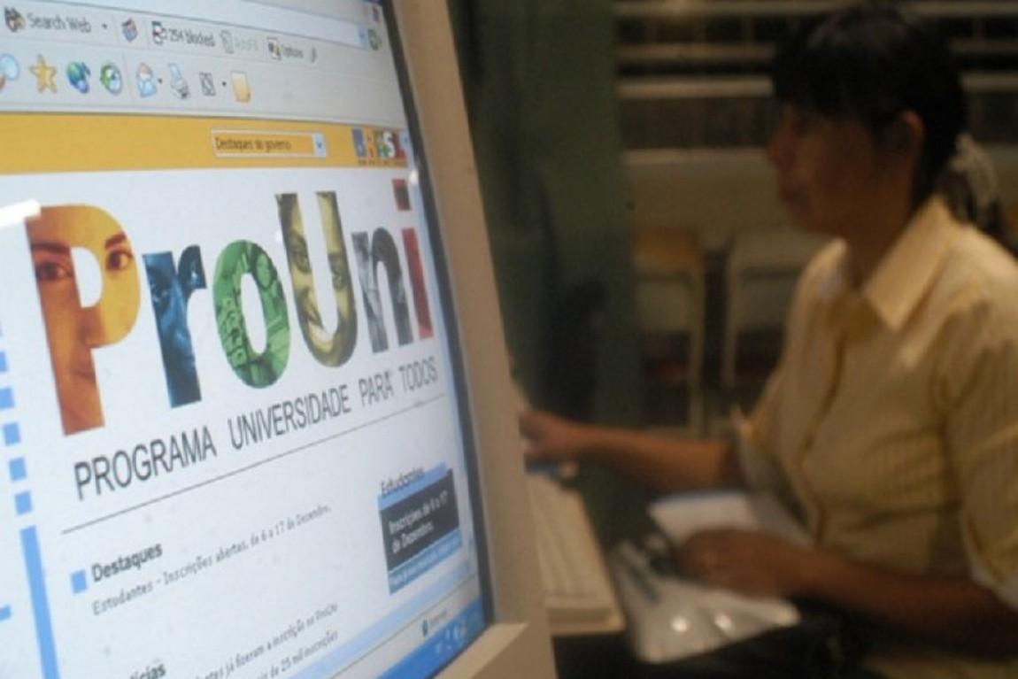 Ao todo, são oferecidas mais de 252 mil bolsas de estudo, o maior número já registrado para o primeiro semestre