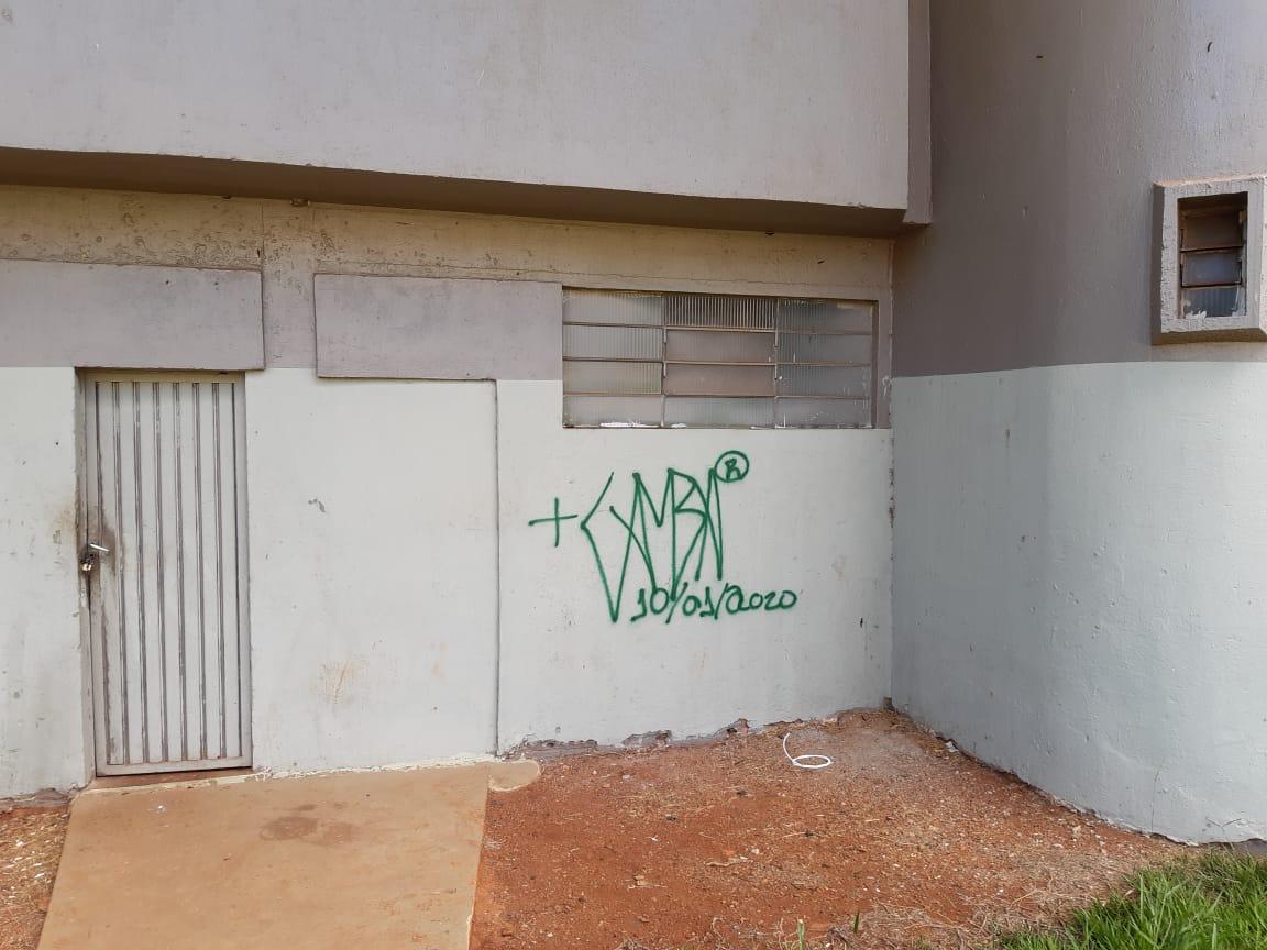 A prefeitura já acionou a procuradoria jurídica do município para o registro do boletim de ocorrência na 17ª Subdivisão Policial, pedindo providências para apuração da autoria do vandalismo